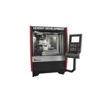 Rettificatrice cilindrica esterna / CNC / per lamiera metallica / con telecamera CCD