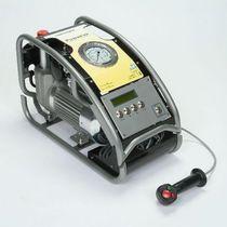 Pompa elettrica / mobile / compatta / di comando