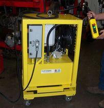 Unità idraulica con motore elettrico / portatile