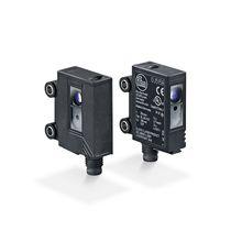 Sensore fotoelettrico laser / con soppressione di sfondo / a riflessione diretta / retroriflettente