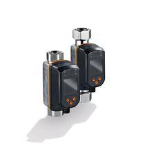 Misuratore di portata a vortice / per acqua / con sensore di temperatura / in acciaio inossidabile
