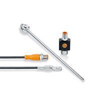 Sonda di temperatura a resistenza / filettata / robusta / di piccole dimensioni