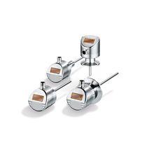 Trasmettitore di temperatura analogico / con interfaccia IO-Link / compatto / con display digitale