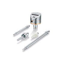 Flussostato per liquidi / per gas / in acciaio inossidabile / ad inserimento