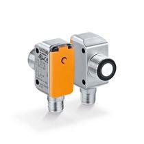 Sensore di prossimità ad ultrasuoni / cilindrico M18 / rettangolare / rinforzato