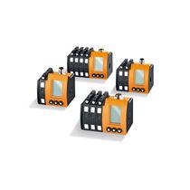 Amplificatore per fibra ottica / di precisione / compatto / multicanale