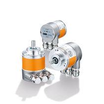 Encoder rotativo monogiro / assoluto / magnetico / con interfaccia bus di campo