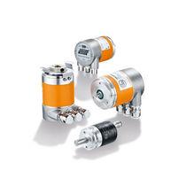 Encoder rotativo multigiro / assoluto / magnetico / con interfaccia bus di campo