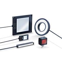 Illuminazione per sistema di visione ad anello / coassiale / a barra / retro
