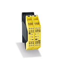 Relè di sicurezza / IEC / con muting / per barriera fotoelettrica