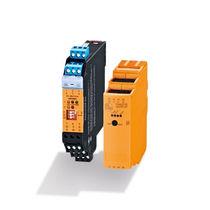 Amplificatore di commutazione / di segnale / con uscite a relè / per sensore