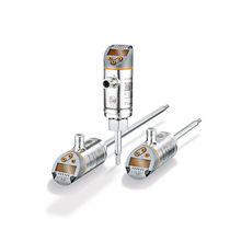 Sensore di portata termico / per liquido / d'aria / a uscita analogica