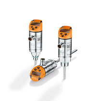 Sensore di temperatura a resistenza / con scatola / ad alta pressione / con display digitale