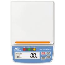 Bilancia benchtop / con display LCD / con spia di comparazione / compatta