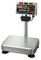 Bilancia a piattaforma / con display LCD / in acciaio inossidabile / a tenuta stagna