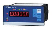 Indicatore di carico / digitale / portatile / per ponti estensimetrici