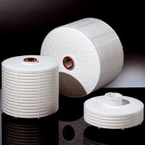 Cartuccia filtrante per bevande / di profondità / in polipropilene / a disco