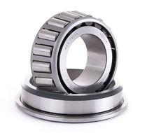 Cuscinetto a rulli conici / a corona singola / in acciaio / di precisione