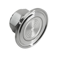 Sensore di pressione assoluta / piezoresistivo / con uscita in mV / montato su pannello