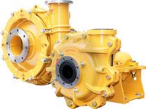 Pompa per fanghi / centrifuga / a innesco standard / di sovralimentazione