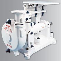Pompa fango / centrifuga / per fluidi abrasivi / di sovralimentazione