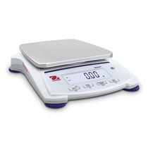 Bilance per carati / con display LCD / con vassoio in acciaio inossidabile / per orefici