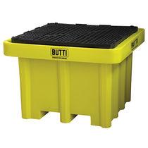 Vasca di raccolta per contenitore IBC / in polietilene