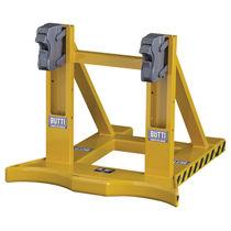 Pinza per sollevamento per fusti / verticale / meccanica