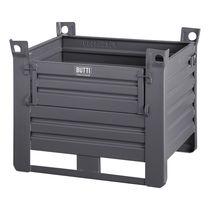 Cassetta in metallo / di stoccaggio / per movimentazione / industriale