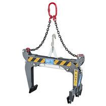 Pinza per sollevamento per prodotti edili / meccanica / automatica