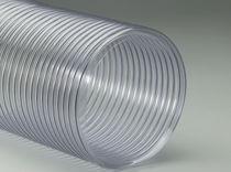 Tubo flessibile in PVC / per prodotti chimici