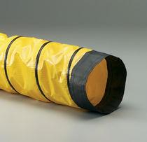 Tubo flessibile in tessuto / in poliestere / di trasporto / rivestito di PVC