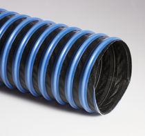 Tubo flessibile in tessuto / in poliestere / per aria / ricoperto con vernice acrilica