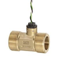 Sensore di portata a turbina / per liquido