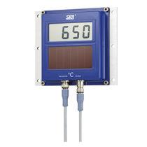 Termometro ad infrarossi / digitale / stazionario / solare