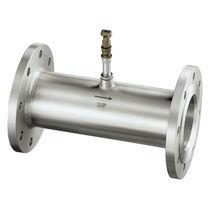 Misuratore di portata a turbina / per liquidi / in linea / in acciaio inossidabile