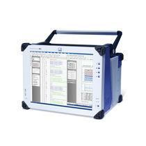 Acquisitore di dati senza carta / portatile / per acquisizione dati