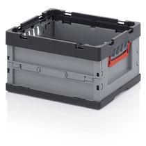 Cassetta in plastica / da trasporto / pieghevole