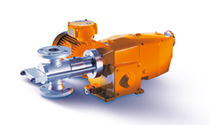 Pompa per prodotti chimici / elettrica / a stantuffo / oscillante