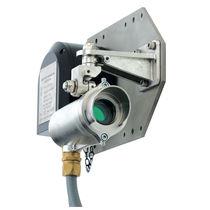 Rivelatore di gas / di gas combustibile / ad infrarossi / industriale