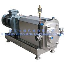 Pompa per prodotti agroalimentari / elettrica / a lobi / in acciaio inossidabile