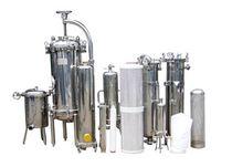 Carter per filtro a cartuccia / per liquido / in acciaio inossidabile