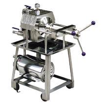 Filtro-pressa a telaio / automatica