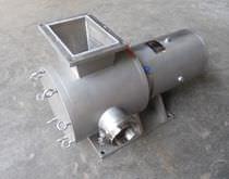 Pompa per prodotti agroalimentari / elettrica / sinusoidale / di estrazione