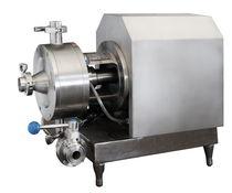 Mescolatore a rotore-statore / continuo / liquido/solido / ad alta velocità