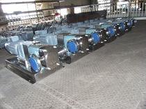 Pompa per prodotti agroalimentari / elettrica / a lobi / di processo