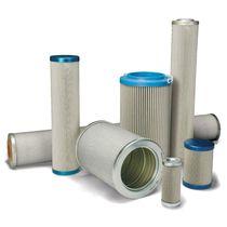 Cartuccia filtrante ad acqua / a olio / per filtrazione fine / in acciaio