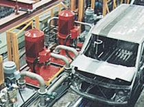 Pompa per fanghi / elettrica / a vortice / centrifuga