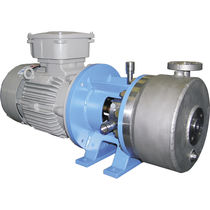 Pompa per acque reflue / elettrica / centrifuga / da laboratorio