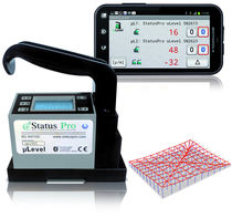 Inclinometro 2 assi / digitale / portatile
